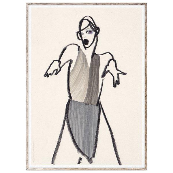 Paper Collective x Amelie Hegardt Dancer 03 Print