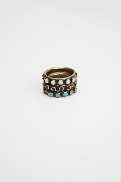 Kathryn Bentley Snake Eye Rings