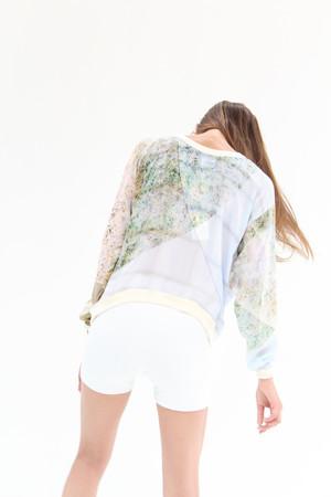 Beklina Double Layer Cotton Shorts