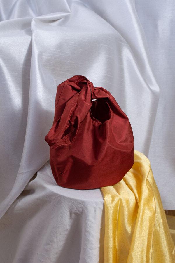 Kahle Short Bag - Ruby