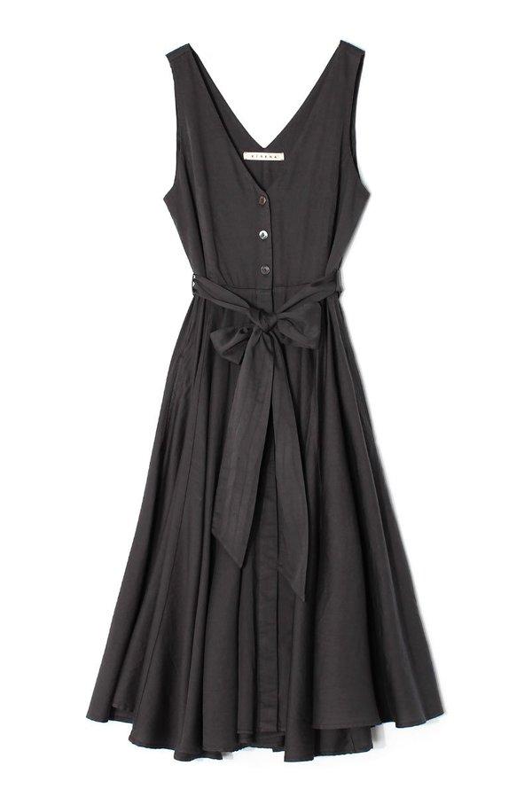 Xirena Bell Dress - Ash