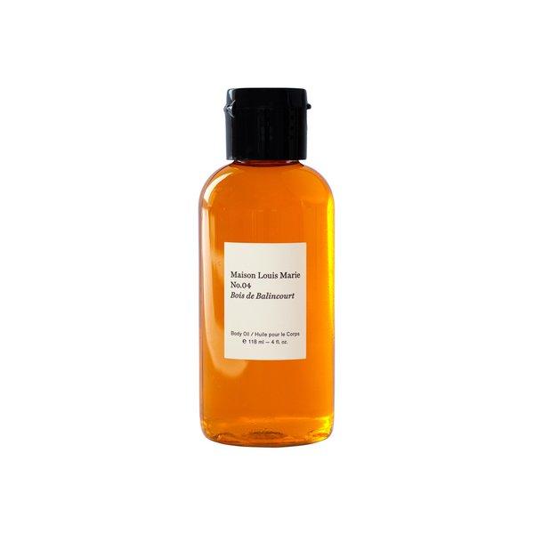 Maison Louis Marie No.4 Bois de Balincourt Body Oil