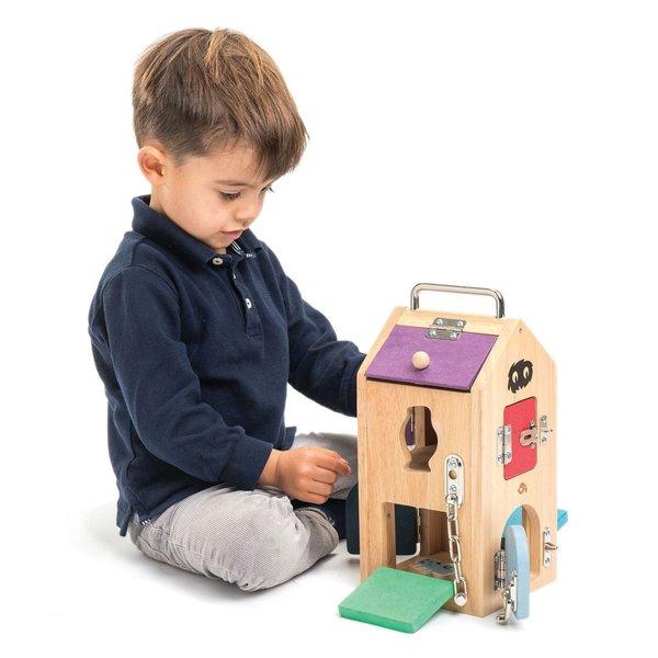 Kids Tender Leaf Toys Monster Lock Box
