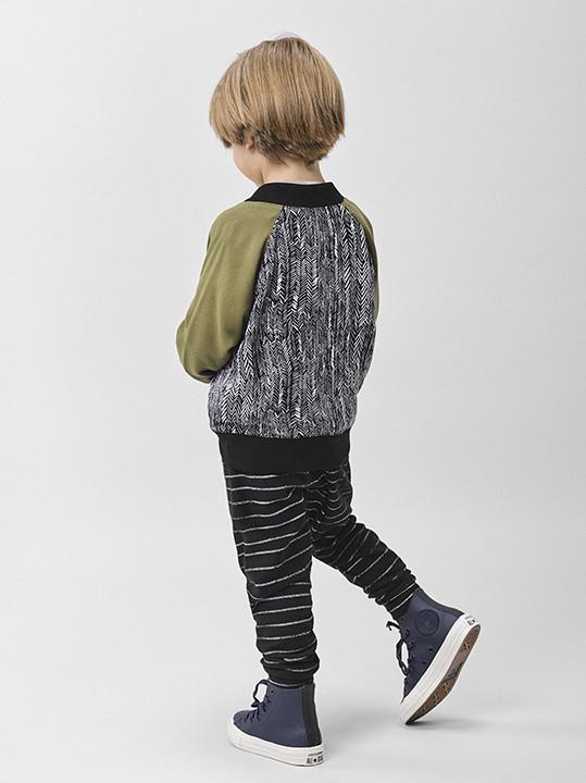 Beru Kids Tristan Bomber Jacket