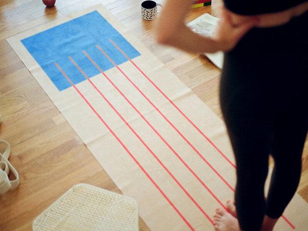 Conifer Nimbo Alto Yoga Mat - Tan