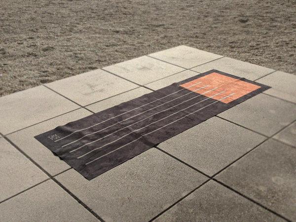 Conifer Nimbo Alto Yoga Mat - Charcoal