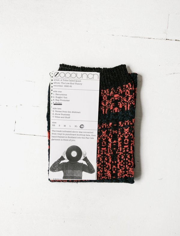 Tender The Low End Theory Scarf - Butter