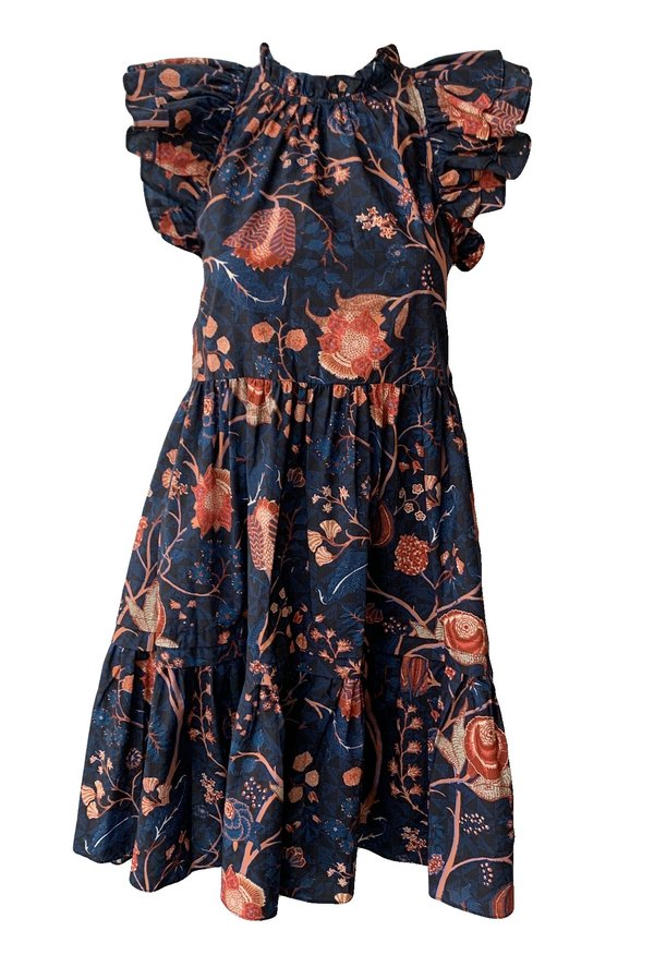 Ulla Johnson Eden Dress - Moonlight