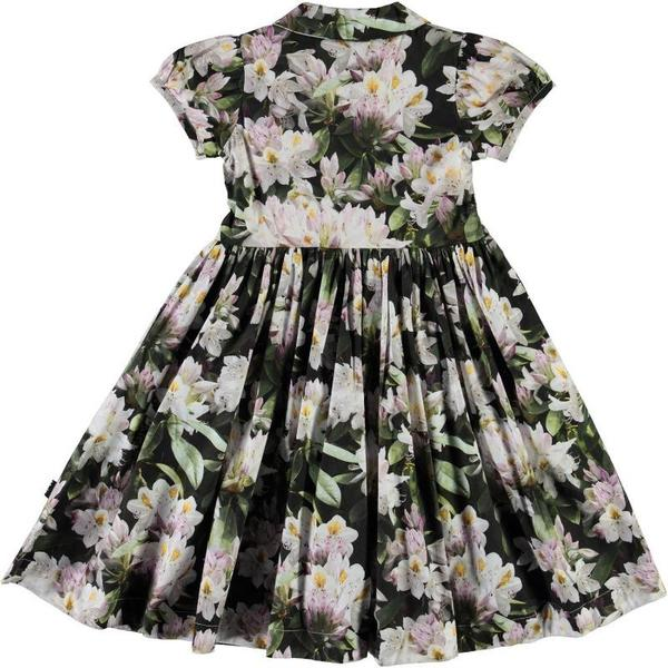 kids molo cybil dress - pretty puppy