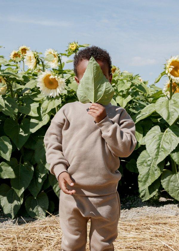 kids Petits Vilains Raphael Cozy Sweatpant - Dune