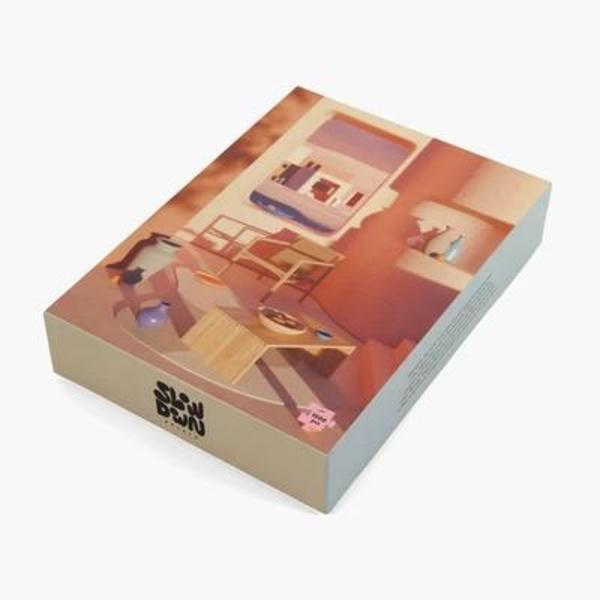 Slowdown Studio Adobe Interior 1000 Piece Puzzle