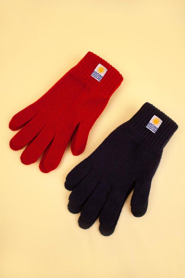 Unisex L.F.Markey Cashmere Gloves