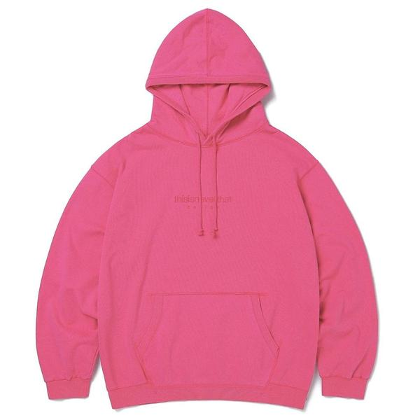 ThisIsNeverThat L-Logo Hooded Sweatshirt - Pink