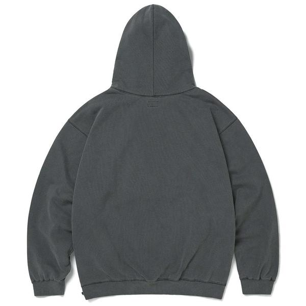 ThisIsNeverThat L-Logo Hooded Sweatshirt - Charcoal