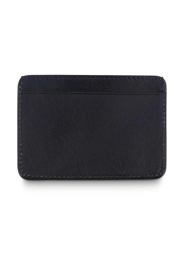 Escuyer Cardholder - Dark Blue/Khaki