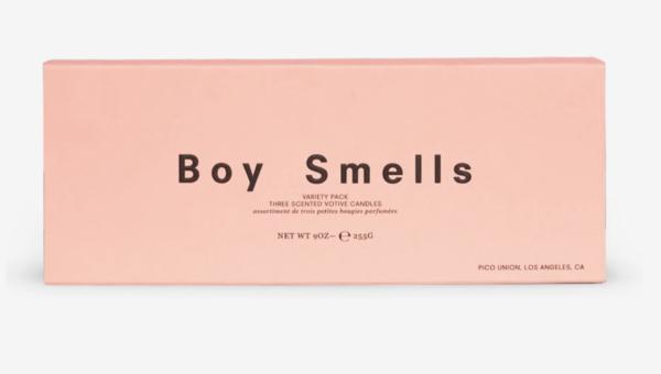 Boy Smells Les + Petal + Lanai Trio Votive Set