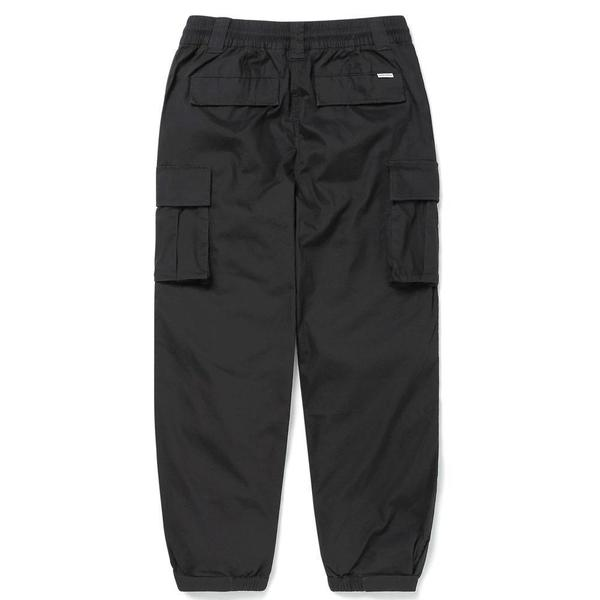ThisIsNeverThat Multi Cargo Pant - Black