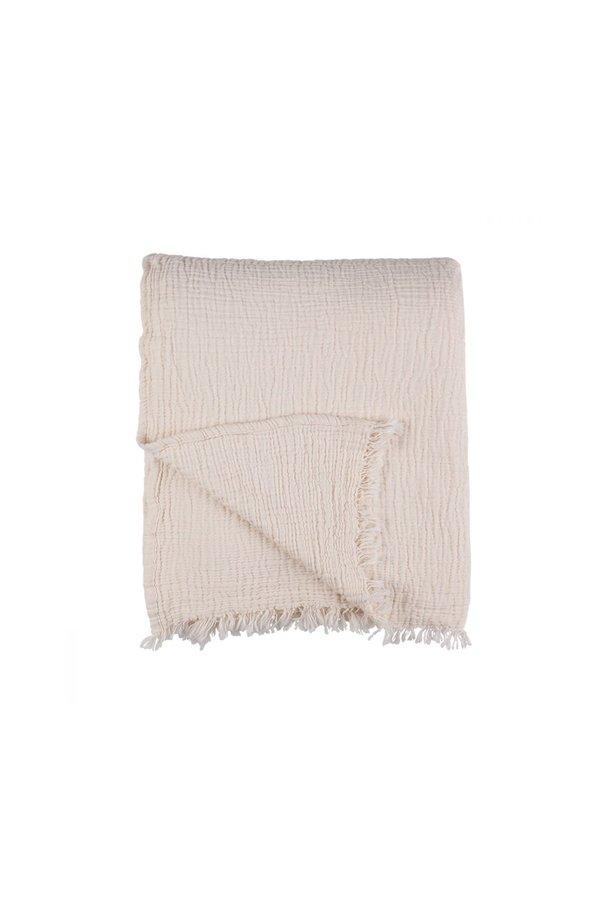 Else Cocoon Bed Cover - Ecru