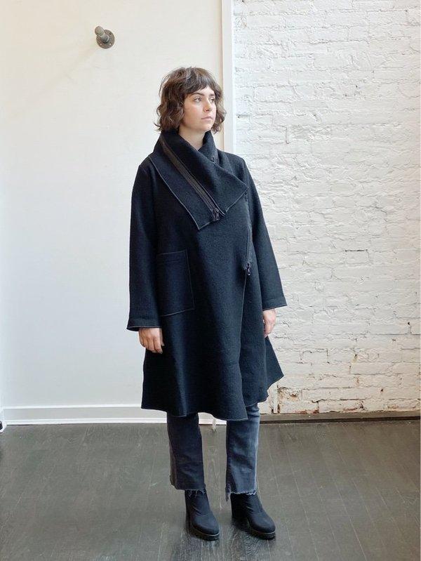 Igor Sonia Coat - Black