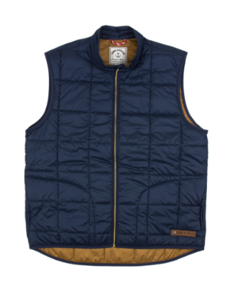 Iron and Resin Rogue Vest