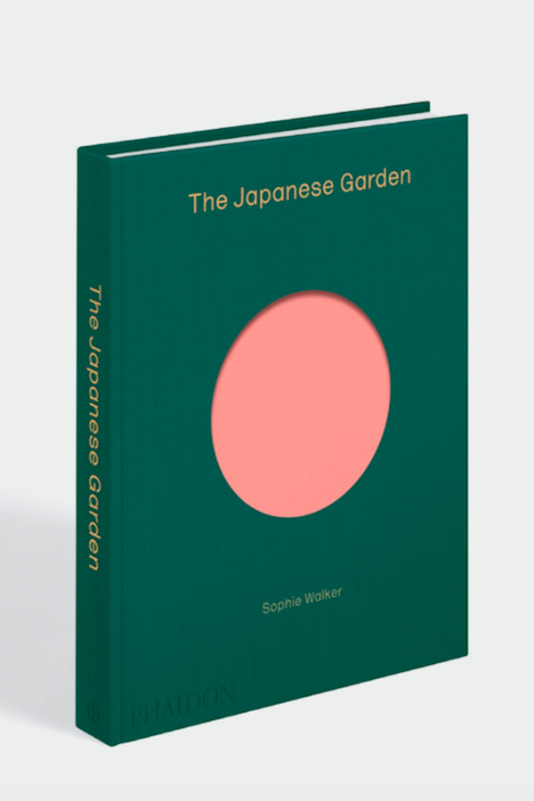 """Phaidon """"The Japanese Garden"""" by Sophie Walker Book"""