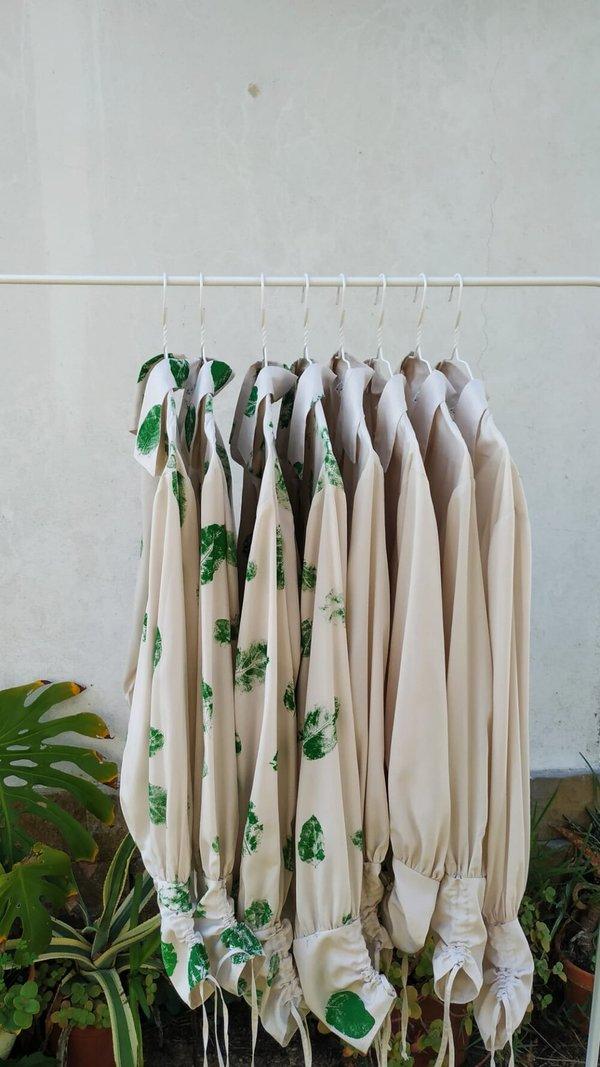SIZ Monteverde Shirt - Leaves