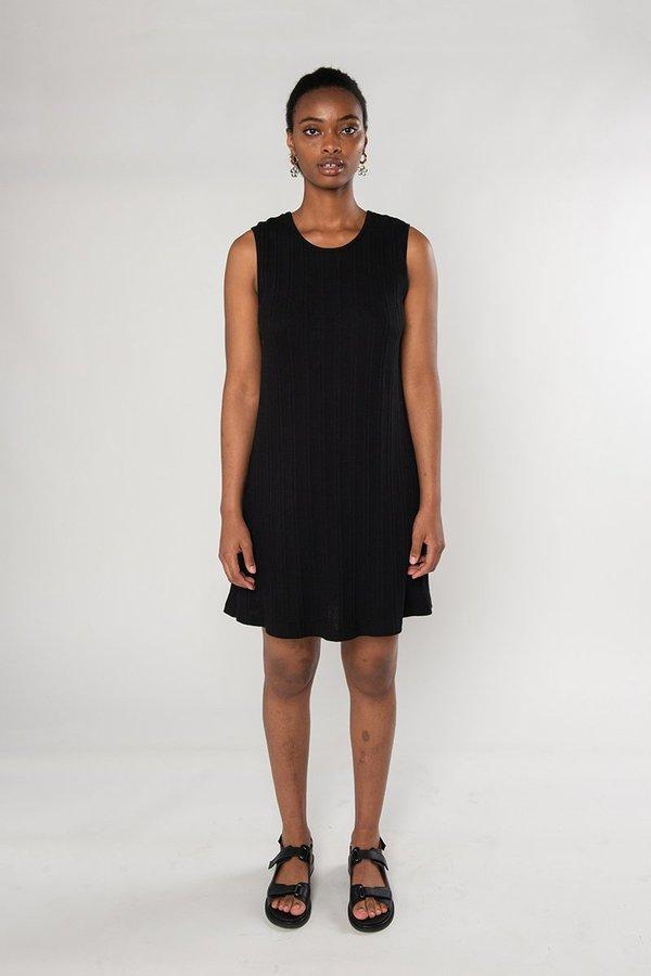 Limb The Label Audrey Dress - Black