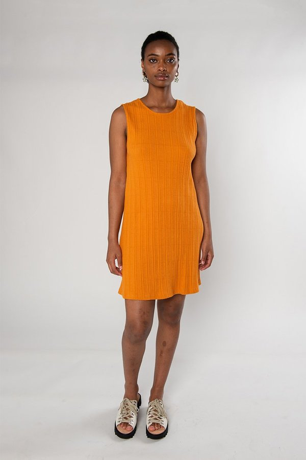 Limb The Label Audrey Dress - orange