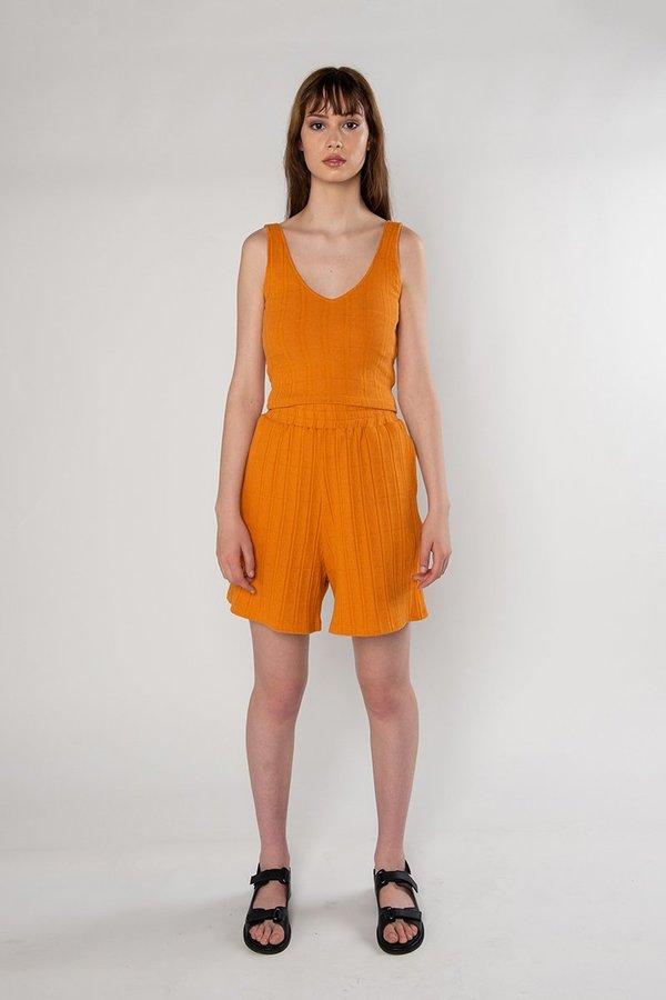Limb The Label Carla Top - Orange