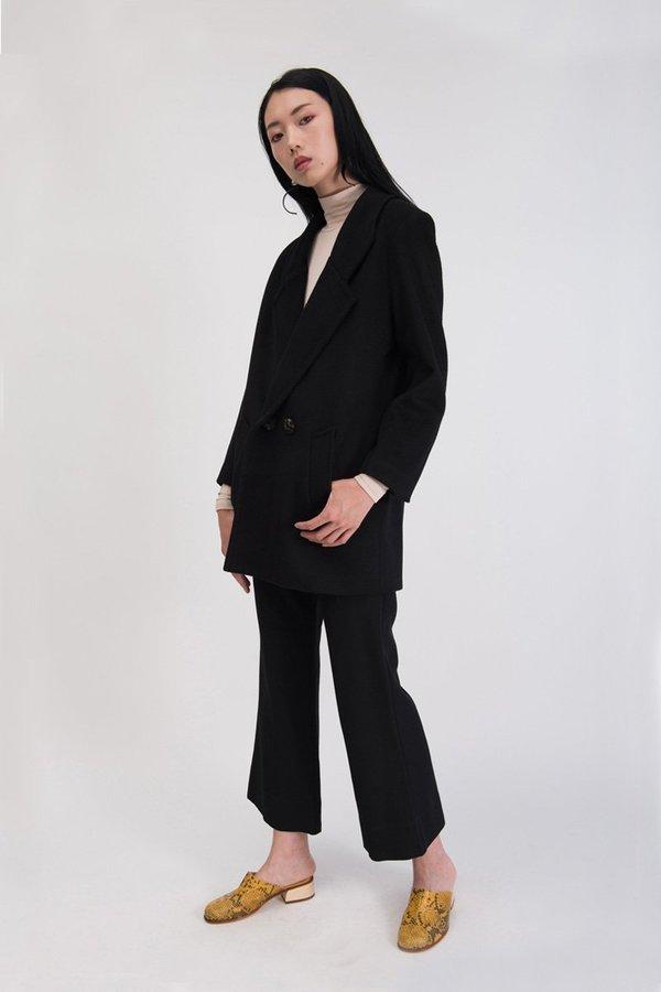 Limb The Label Fran Jacket - Black