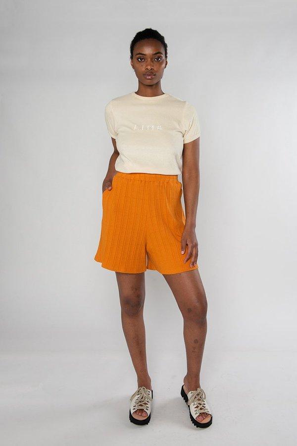 Limb The Label Riley Shorts - Orange