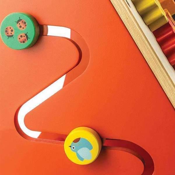 Kids Tender Leaf Toys Activity Walker