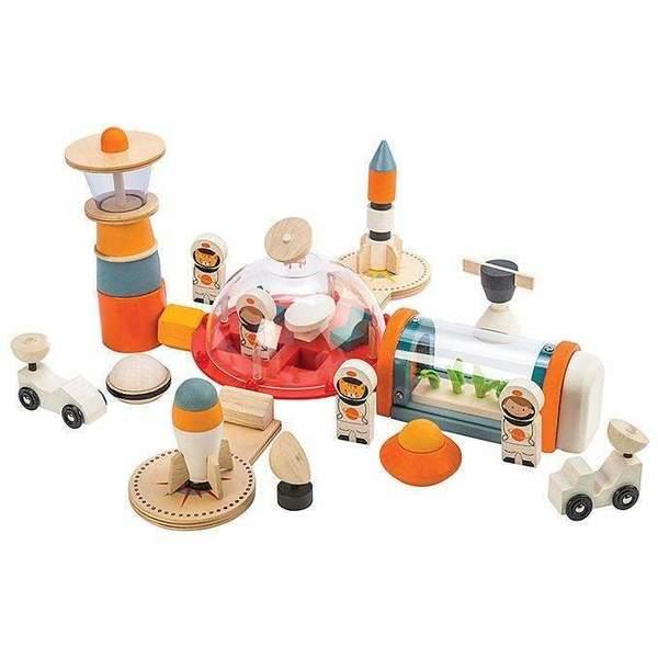 Kids Tender Leaf Toys Life on Mars Set