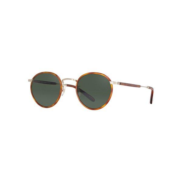 Garrett Leight Wilson Sunglasses - Tortoise