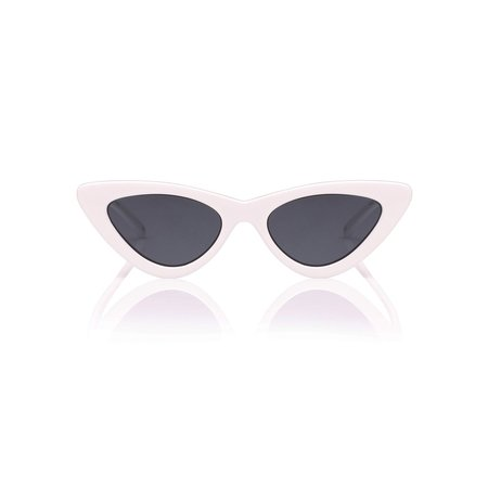 Le Specs The Last Lolita eyewear - White
