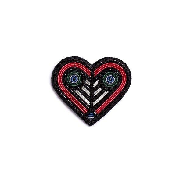 Macon & Lesquoy Native Heart Pin