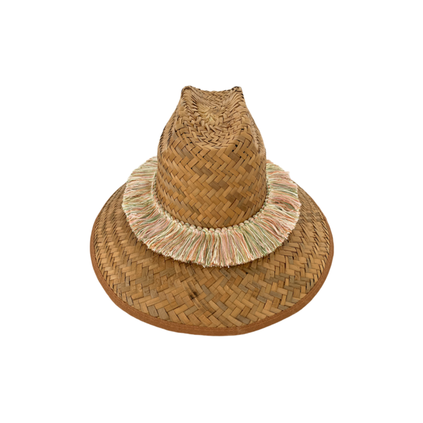 Shaded by Lizzy Heather Straw Hat