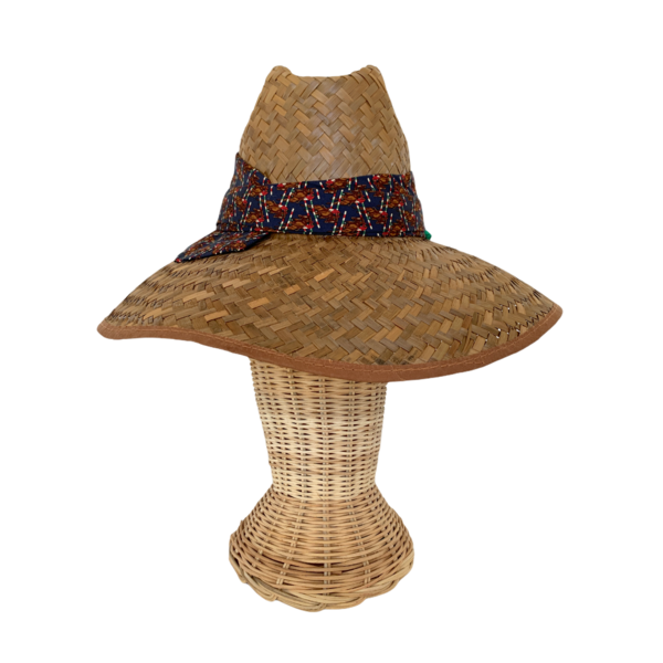 Shaded by Lizzy Helen Straw Hat #3