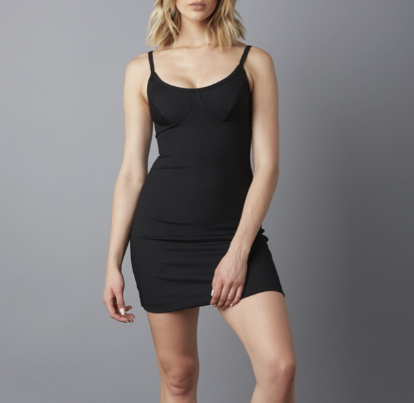 Year of Ours Tyler Dress - Black