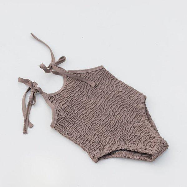 Illoura Meika Swimsuit - Vintage brown