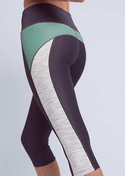 VPL X-Curvate Capri: Mint Space Dyed