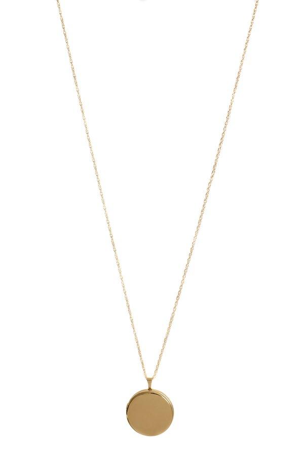 Lisbeth Grande Locket jewelry - 14K Gold Fill