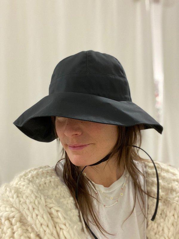 Maar Hats Cinza - Black