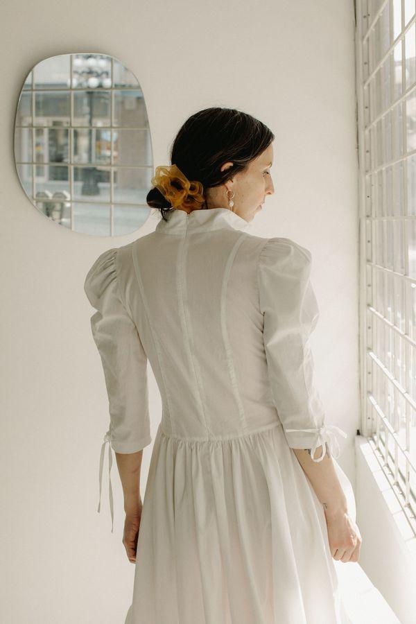 Maryam Nassir Zadeh Milagra Dress