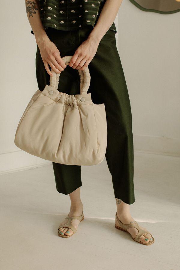 Maryam Nassir Zadeh Thera Bag - Sandstone