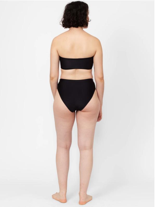 Nu Swim Pecorino Top - Black