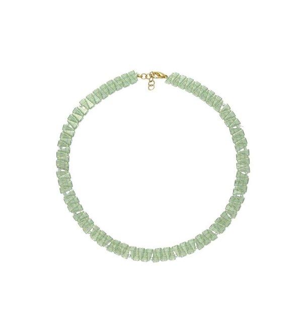 Paloma Wool Prin Necklace - Pastel Green