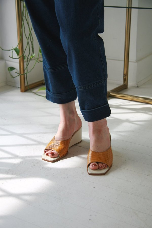 Paloma Wool Simón Sandals - Camel