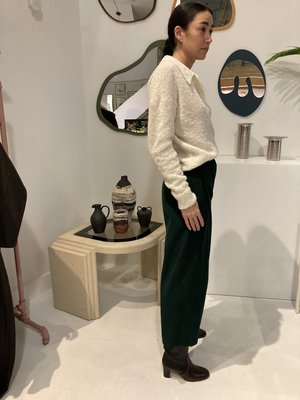 Rachel Comey Rosario Top - Ivory