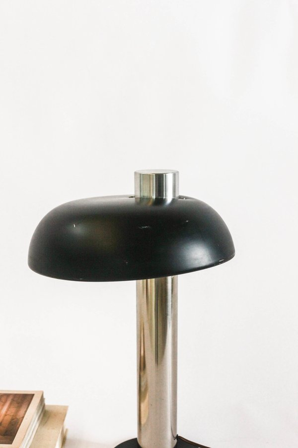 Pre-loved Leigh Collective Saucer Lamp - black